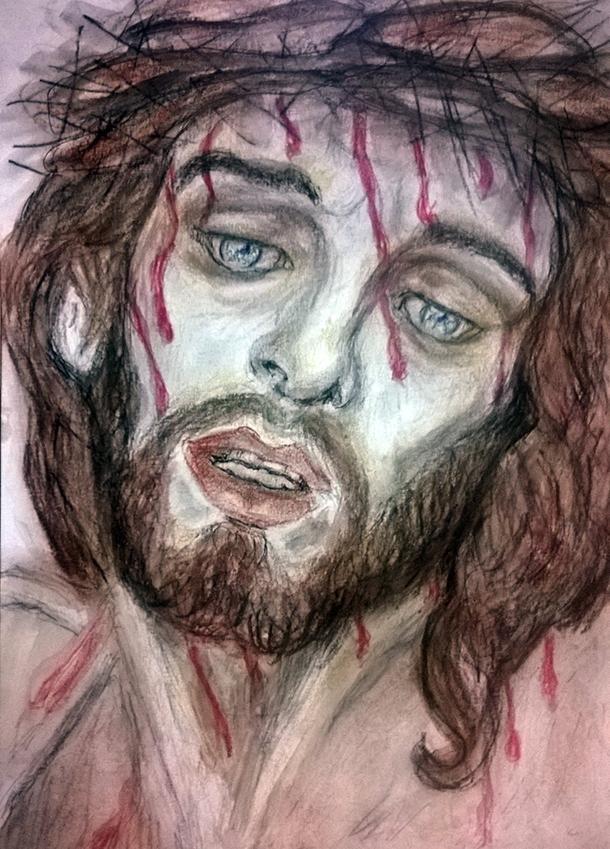Jesus Christ by Toyscape